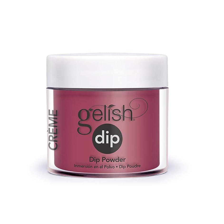 モック行う老朽化したHarmony Gelish - Acrylic Dip Powder - Man of the Moment - 23g / 0.8oz