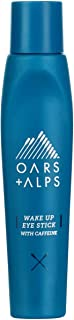 Oars + Alps Eye Roller and Eye Depuffer, Wake Up Skin with Menthol and Caffeine, Anti Aging, Travel Size, V...