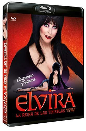 Elvira BD [Blu-ray]