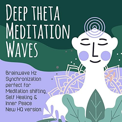 Deep Theta Meditation Waves cover art