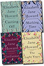 Cazalet Chronicle Collection - 4 Books: The Light Years: Cazalet Chronicles Book 1; Marking Time: Cazalet Chronicles Book 2; Confusion: Cazalet Chronicles Book 3; Casting Off: Cazalet Chronicles Book 4