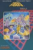Mega Man NES Cover Box Art Video Game Video Gamer Classic Retro Vintage 80s Gaming Megaman Capcom Legacy Collection Megaman 11 Mega Man X Dr Wily Cubicle Locker Mini Art Poster 8x12