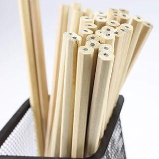 LMWB Pennor student levererar träfärg penna giftfri miljöskyddspenna HB ingen logotyp 100 Svart