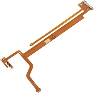 Diyeeni Flex Cable DE Conector de Control de Volumen para el Host de Nin tendo 3DS XL, Cable Flexible del Altavoz,Reemplaz...