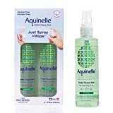 AQUINELLE 2PACK Spray On Toilet Tissue Eco Friendly Spray on Toilet Paper Clean Safe and F...