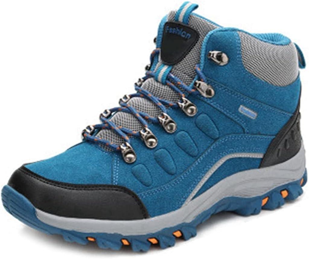 JOEUSTY Women's Waterproof Hiking Shoes Outdoor Running Trail Hiker Non-Slip Casual Climbing Backpacking Shoes