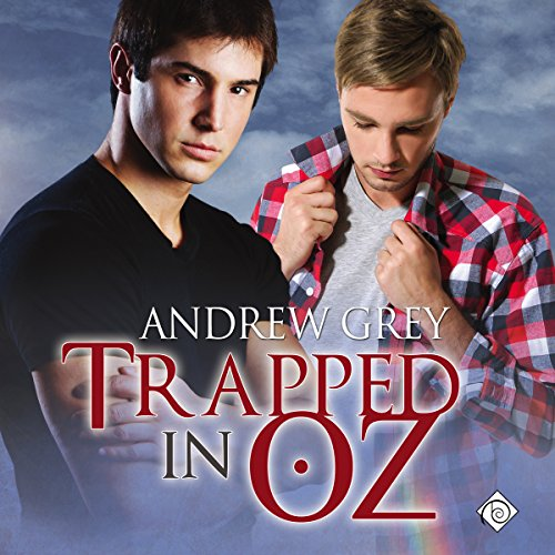 Couverture de Trapped in Oz