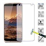 Guran® Protector de Pantalla Vidrio Cristal Templado Para ZTE AXON Mini (5.5pulgada) Smartphone Film