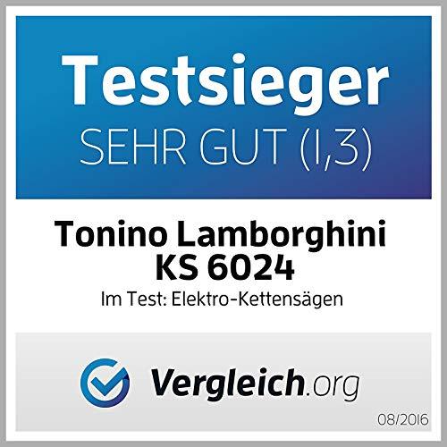 Tonino Lamborghini Elektro Kettensäge KS 6024 Lamborghini - 3
