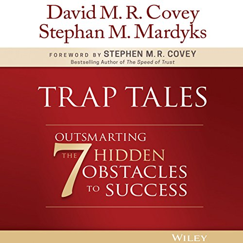 Trap Tales audiobook cover art