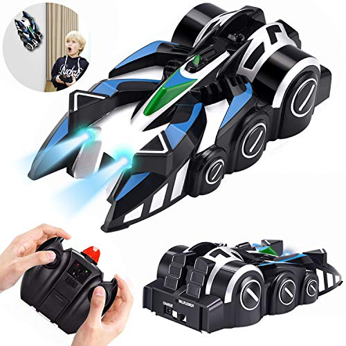 Remote Control RC Car Toys for Kids Boys Girls Age 3,4,5,7,8 10 Years Old,Dual Mode 360°Rotating Rechargeable Stunt Race Car RC Vehicle Kids Holiday Xmas Birthday Gifts