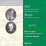 Hill/Boyle: Das romantische Klavierkonzert Vol.69 / Romantic Piano Concerto Vol.69 - Piers Lane