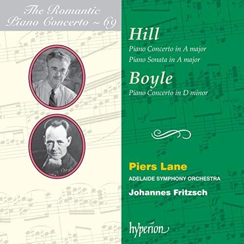 Hill/Boyle: Das romantische Klavierkonzert Vol.69 / Romantic Piano Concerto Vol.69