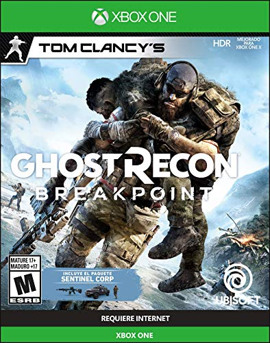 Ghost Recon Breakpoint – Limited Edition – Xbox One