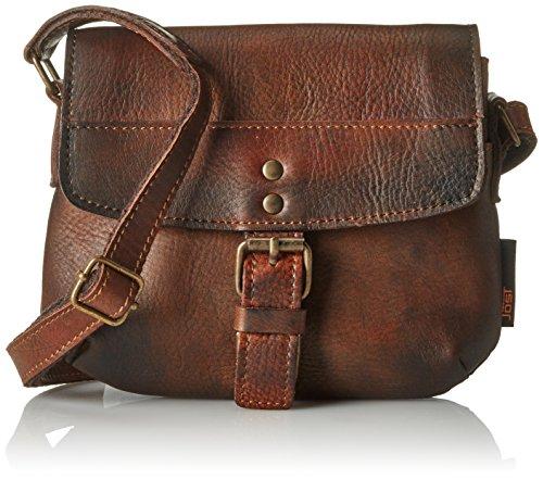 JOST Ranger Damen Handtasche, Braun (Cognac 007)