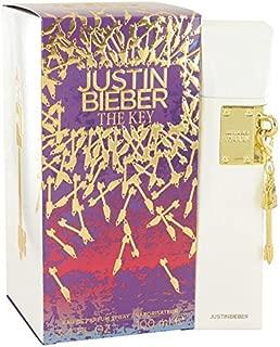 JUSTIN BIEBER THE KEY by Justin Bieber EAU DE PARFUM SPRAY 3.4 OZ WOMEN