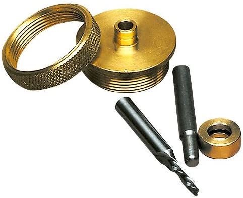 2021 Whiteside outlet online sale Router 2021 Bits 9500 Solid Brass Inlay Kit sale