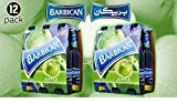 "Barbican Apple Flavor Malt Beverage"" Non Alcoholic"" Drink - Pack of 6 x 2 Pks. 330ML !"