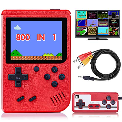 DELAM Handheld Game Console for Kid…