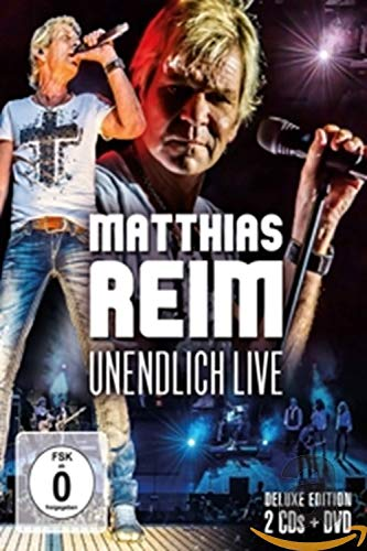 Unendlich Live (Limited Edition inkl. DVD)