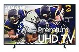 Samsung UN55RU8000FXZA Flat 55-Inch 4K 8 Series Ultra HD Smart TV with HDR and Alexa Compatibility (2019 Model)