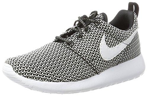 Nike Mädchen Roshe One Gs Gymnastikschuhe, Schwarz (Black/White), 38.5 EU