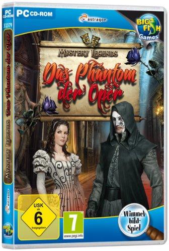 Mystery Legends: Das Phantom der Oper