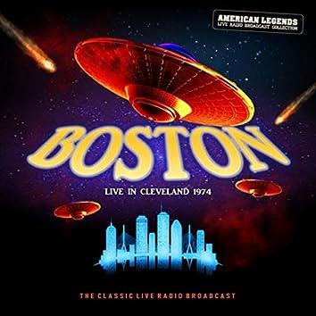 BOSTON - CLEVELAND 74
