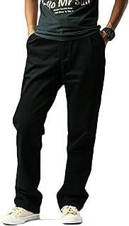 inprance メンズ チノパン ストレッチ ワークパンツ ロングパンツ 大きいサイズ カジュアル