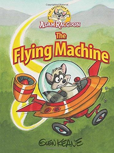 Adventures Of Adam Raccoon: Flying Machine