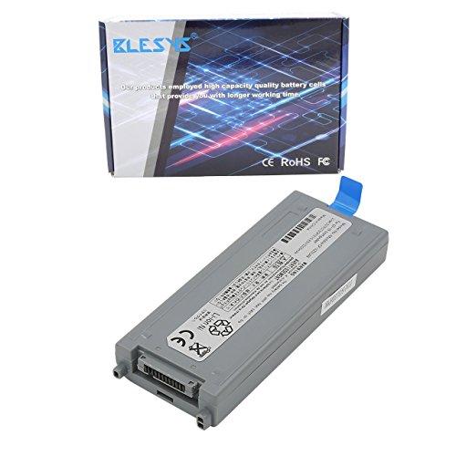 BLESYS Laptop Akku für CF-VZSU48 CF-VZSU28 CF-VZSU50 CFVZSU48 CF19 CF-19 19 (10,65 V 4400 mAh)
