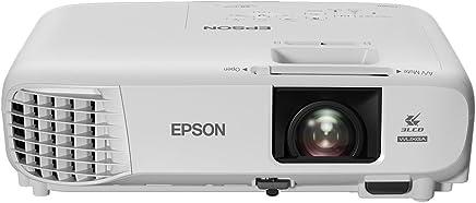 Epson 爱普生 EB-U05 全高清投影机 3400流明度 白色(3 LCD、15000:1 色差)