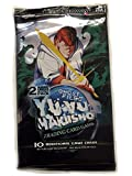 Ghost Files Yu Yu Hakusho TCG Trading Card Game GREEN Booster Pack 2003