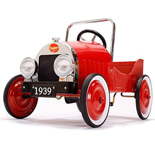 Baghera Classic Ride in Car, Red