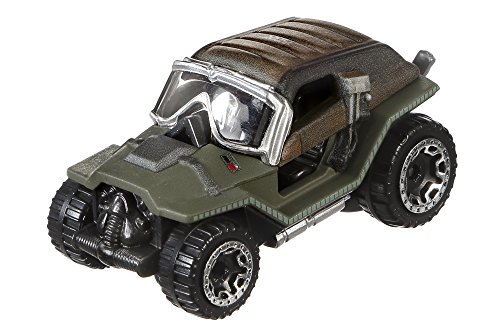 Hot Wheels Star Wars Rogue One Character Car Sergeant Jyn Erso