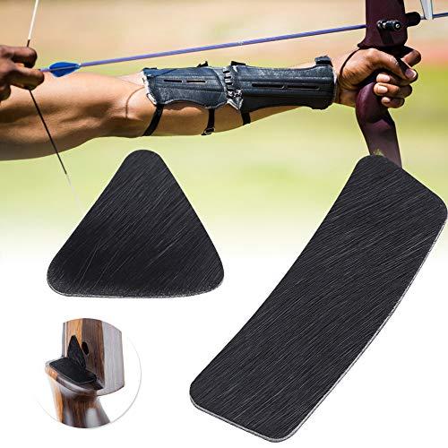 Arrow Rest Pad Mycket praktisk jakt, för Recurve pilbågar