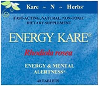Kare-N-Herbs Energy Kare 40 tab ( Multi-Pack)