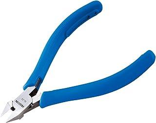 ホーザン(HOZAN) ミニチュアニッパー 細い銅線の切断に(薄刃仕上げ) コイルバネ装備 N-34