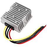 DC Voltage Reducer Automatic Buck Boost Converter DC 8V-40V to 12V 6A 72W Step Down Up Reg...