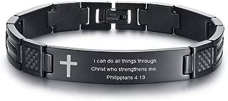 Best mens christian bracelets Reviews
