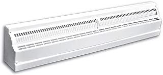 TruAire 48 in. Steel Baseboard Diffuser Supply