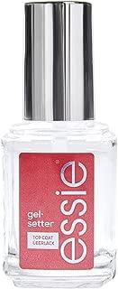 essie Gel Setter, Nail Polish Top Coat, Clear, 13.5 ml