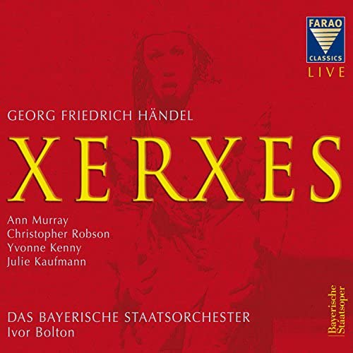Ivor Bolton, Bavarian State Orchestra, Bavarian State Opera Chorus, Ann Murray, Yvonne Kenny & Christopher Robson