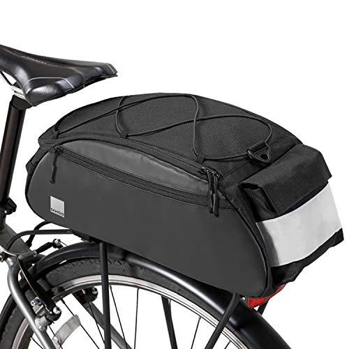 DCCN Bolsa de transporte Bolsa de bicicleta 10L Bolsa de tra