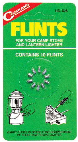 Coghlan's Flints, 10-pack