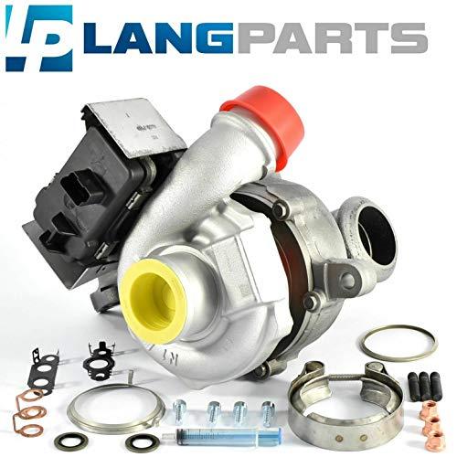 Turbolader 49477-01115 mit Dichtungsatz Montagesatz (Preis inklusive 150,00€ Pfand) Duratorq DOHC CR DI 49477-01114 49477-01105