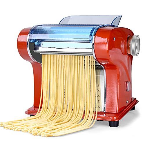 SETSCZY Máquina de Pasta eléctrica automática para Hacer Pasta, 13 moldes Máquina...