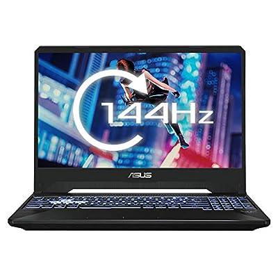 ASUS TUF FX505DV 144 Hz 15.6 Inch Full HD Gaming Laptop (AMD Ryzen 7 3750H, Nvidia GeForce RTX 2060 6 GB, 16 GB RAM, 256 GB NMVe PCI-e SSD, Windows 10) from Asus
