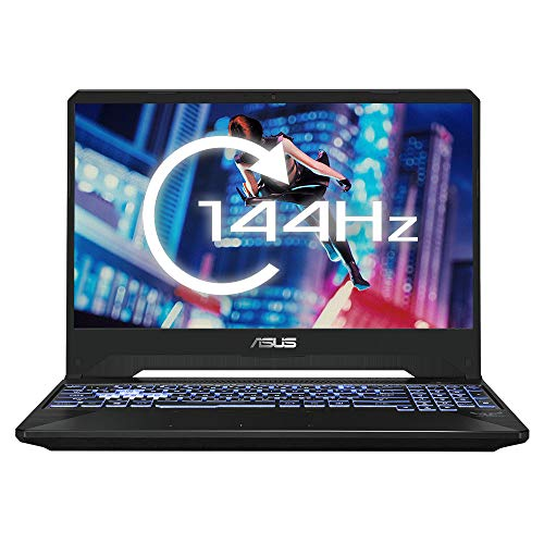 ASUS TUF FX505DV 144 Hz 15.6 Inch Full HD Gaming Laptop (AMD Ryzen 7 3750H, Nvidia GeForce RTX 2060 6 GB, 16 GB RAM, 256 GB NMVe PCI-e SSD, Windows 10)