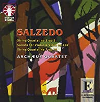Salzedo:String Qts Nos 2 and 7